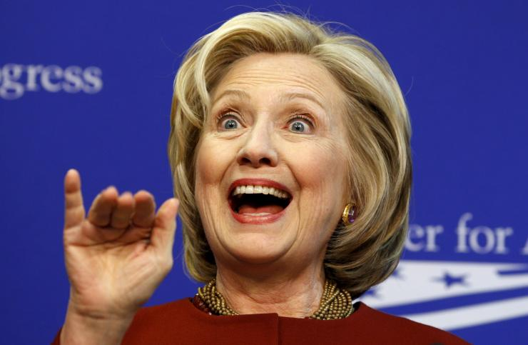 Is Hillary Clinton A Conspiracy In Progress?
