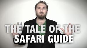 The Tale Of The Safari Guide
